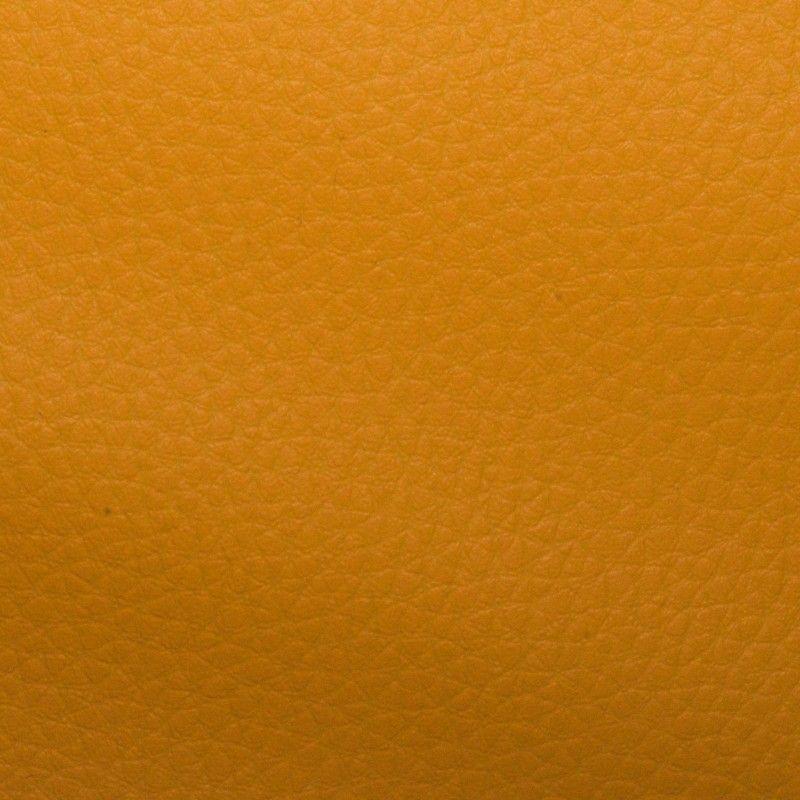 Simili cuir Dolaro X10cm - Pamplemousse  - 1Simili cuir ameublement - pamplemousse 78% PVC, 20% Polyester, 2% Polyuréthane Laize