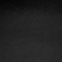 Simili cuir Ecailles X10cm - noir  - 1Simili cuir ameublementEcailles - Noir Laize d'1m40  Le tissu est vendu par multiple de 1