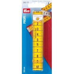 Mètre ruban PROFI 150 cm