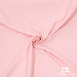 Tissu jersey uni X10cm - rose clair  - 1Tissu jerseyuni - rose clair 92% coton 8% élasthanne Laize d'1m50 - certifié OekoTex Le