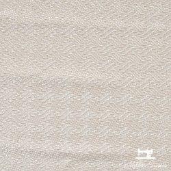 Simili cuir Petit Tressage X10cm - Nacre  - 1Simili cuir ameublement Petite tressage - Nacre 86% PVC, 10% Polyester, 4% Polyurét