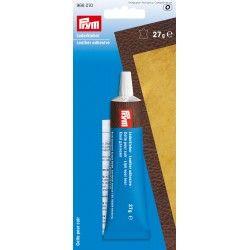 Colle forte pour cuir Prym Prym - 1Colle pour toutes sortes de cuir usuel et autres matières (le plastique, le bois, le caoutcho