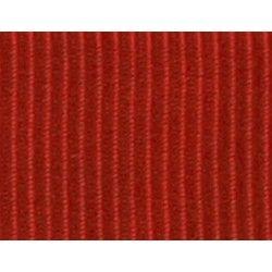 Gros grain rouge  - 1Galon gros grainrouge 10 mm / 15 mm de largeur 1 unité = 0m50 ; pour plusieurs longueurs achetées, vous r