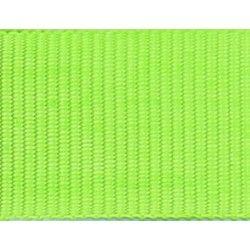 Gros grain vert anis  - 1Galon gros grainvert anis 10 mm / 15 mm de largeur 1 unité = 0m50 ; pour plusieurs longueurs achetées