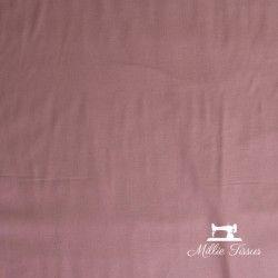 Tissu coton uni X10cm - romance  - 1Tissu coton - romance 100%coton , certifié OekoTex Laize d'1m45 Le tissu est vendu par mult