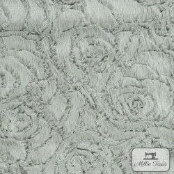 Tissu fausse fourrure Mïa X10cm - ficelle  - 1Tissufausse fourrure Mïa-ficelle 100% polyester Laize d'1m60 Le tissu est vendu
