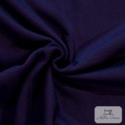 Tissu sweat uni X10cm - Violet  - 1Tissusweat molletoné -violet 70% coton , 30% polyester Certifié Oeko-Tex Laize d'1m40 Le t