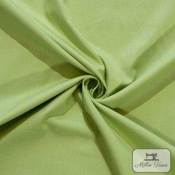 Tissu coton uni X10cm - citron vert  - 1Tissu coton -Citron vert 100%coton , certifié OekoTex Laize d'1m45 Le tissu est vendu