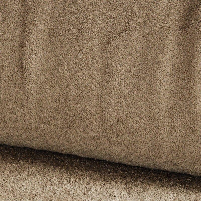 Eponge Californie X10cm- Lin  - 1Tissuéponge Californie , couleur lin 90% coton 10% polyester, certifié OekoTex Laize d'1m42 L
