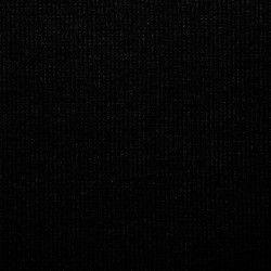 Tissu bord-côte tubulaire noir